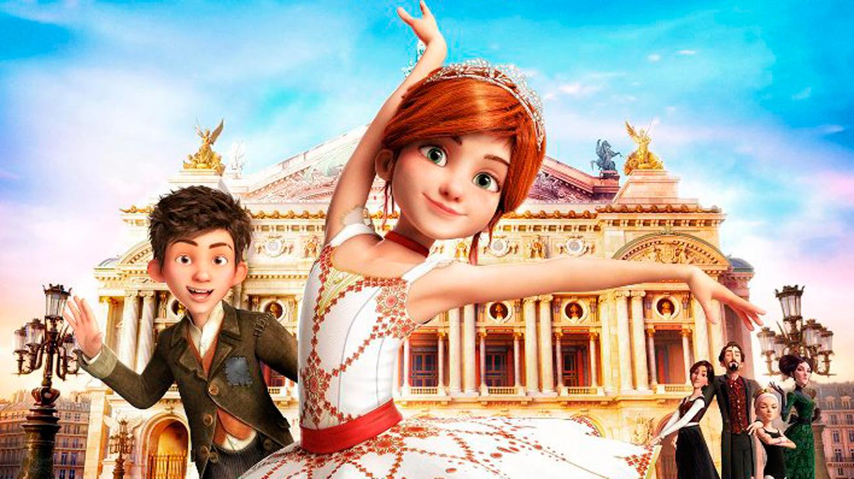 39 ballerina 39 el 39 billy elliot 39 de los dibujos animados for El tiempo en paris en enero 2017