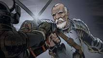 Ir al VideoTráiler del cómic 'Espadas del fin del mundo'