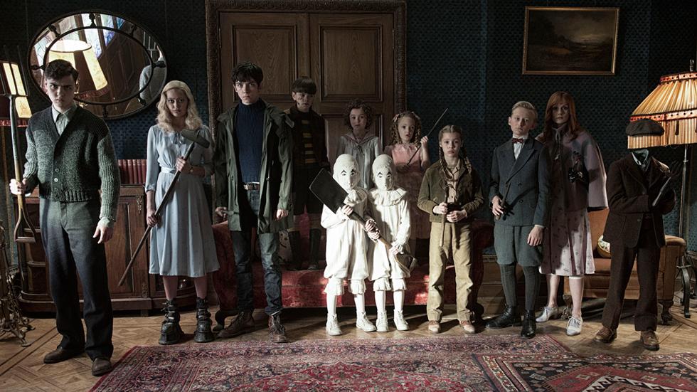 Tráiler de 'El hogar de Miss Peregrine para niños peculiares', de Tim Burton