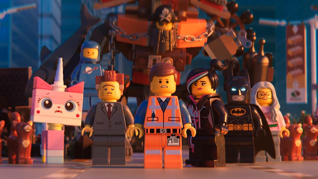 Ir al VideoTráiler de 'La Lego película 2'