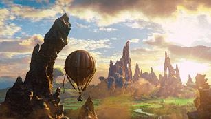 Tráiler de 'Oz, un mundo de fantasía', de Sam Raimi