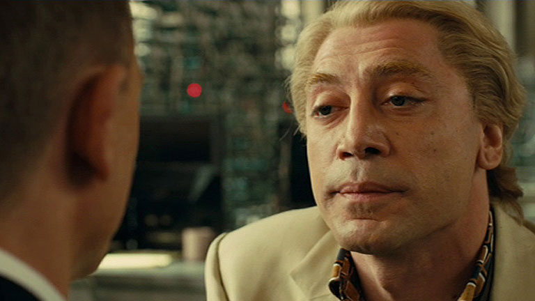 Tráiler de 'Skyfall', la nueva aventura de James Bond con Javier Bardem como villano