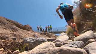 Carreras de ultrafondo - Transvulcania 2014