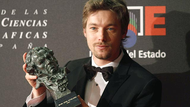 Más Gente - Nos colamos detrás del escenario de los Premios Goya con Jan Cornet