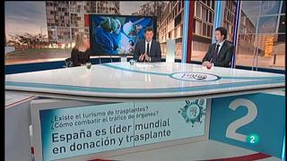 Para Todos La 2 - Debate: Los trasplantes de órganos