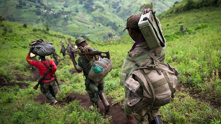 Millones de personas siguen atrapadas en las 'guerras olvidadas' de África