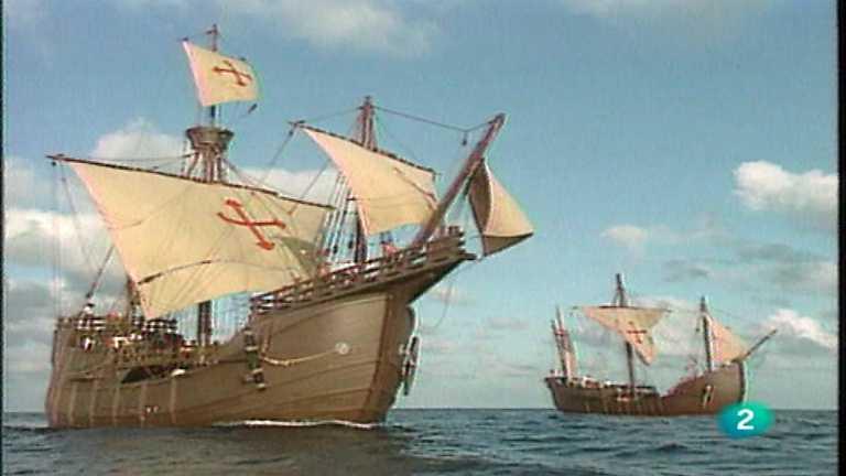 Colón y la era del descubrimiento - La travesia