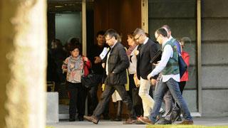 La Guardia Civil detiene a 30 personas vinculadas a una trama de pagos a funcionarios
