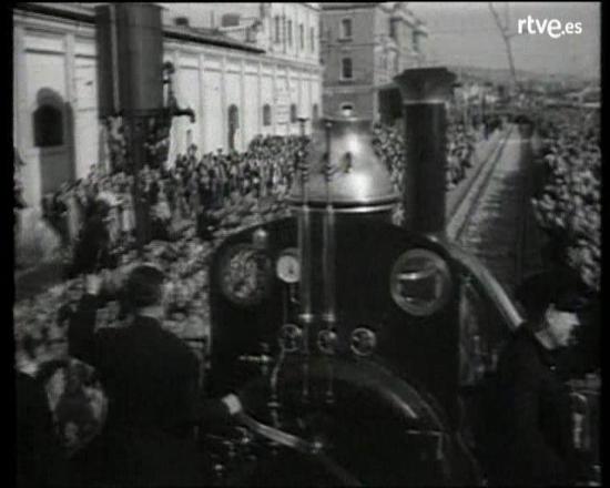 Arxiu TVE Catalunya - El tren de Barcelona a Mataró
