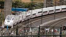 Ir al VideoTres años del accidente del Alvia en Santiago en el que murieron 80 personas