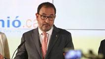Ir al VideoLos tres consellers de Unió abandonarán el Govern por discrepancias con el plan soberanista de Mas