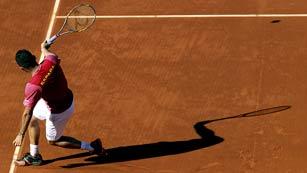 Los tres mejores puntos del partido Almagro - Isner de semifinal de la Copa Davis