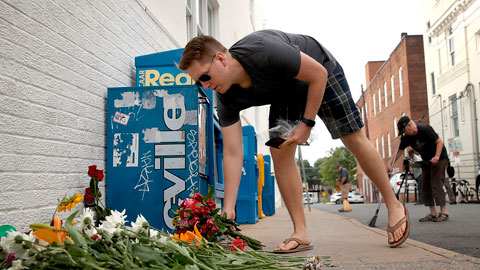 Ir al VideoTres muertos y decenas de heridos en Virginia