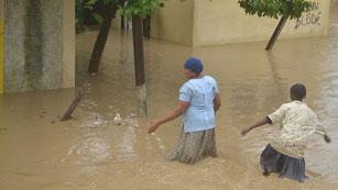 Tres muertos en Haití al paso de la tormenta 'Isaac'