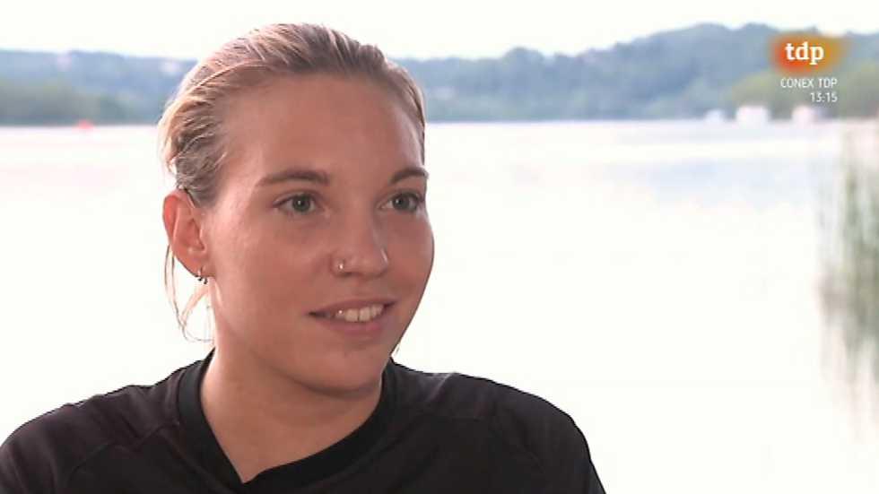 Mujer y deporte - Triatleta: Xisca Tous