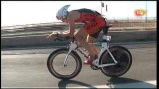 Triatlón de Barcelona - Resumen