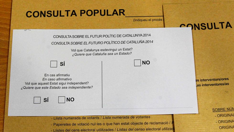 El Tribunal Constitucional anula la ley de consultas y la convocatoria del 9N