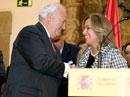 Ir al VideoTrinidad Jiménez recibe la cartera de Exteriores de manos de Miguel Ángel Moratinos