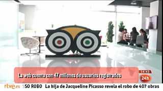 Cámara abierta - TripAdvisor, Cómete Canarias, Proyecto Avizor, Negocios tradicionales en red y Teresa Perales en 1minutoCOM - 13/07/13
