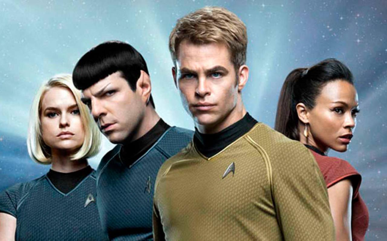 La tripulación de 'Star Trek' del siglo 21