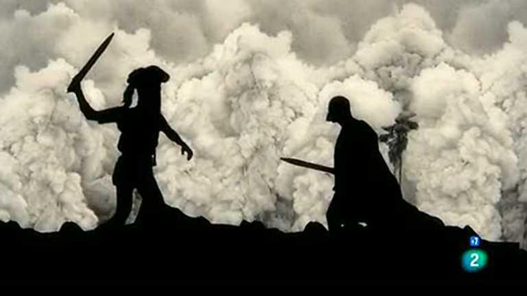 Mitos y leyendas - El triunfo de Hércules
