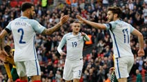 Triunfos de Inglaterra, Escocia y Alemania