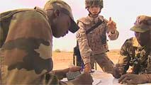 Ir al VideoTropas europeas ayudan al ejército de Mali a ser independiente