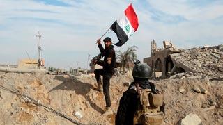 Las fuerzas iraquíes expulsan al Estado Islámico del compejo gubernamental de Ramadi