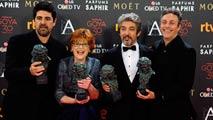 'Truman', con cinco estatuillas, la gran triunfadora de los Premios Goya 2016