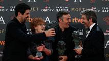 'Truman', la gran triunfadora de los Premios Goya 2016