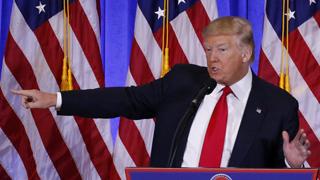 """Trump asegura que México pagará el muro y dice de los mexicanos: """"No les culpo de aprovecharse de EE.UU."""""""