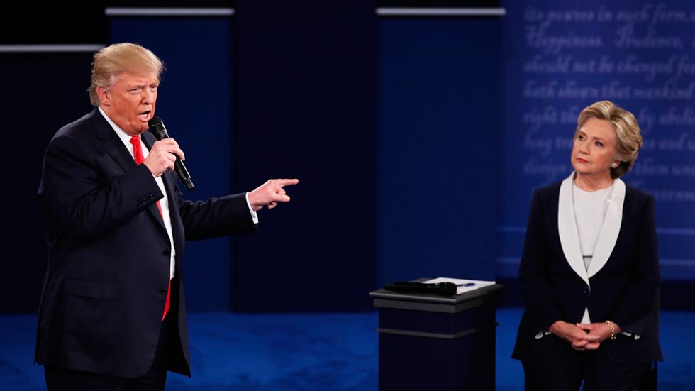 Trump asegura que Siria, Rusia e Irán hacen más esfuerzos que EE.UU. contra el Estado Islámico