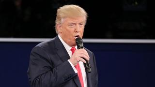 Trump ataca a Bill Clinton