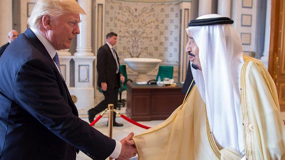 """Ayestaran: """"Trump parece dispuesto a instaurar el Eje del Bien en Oriente Medio"""""""