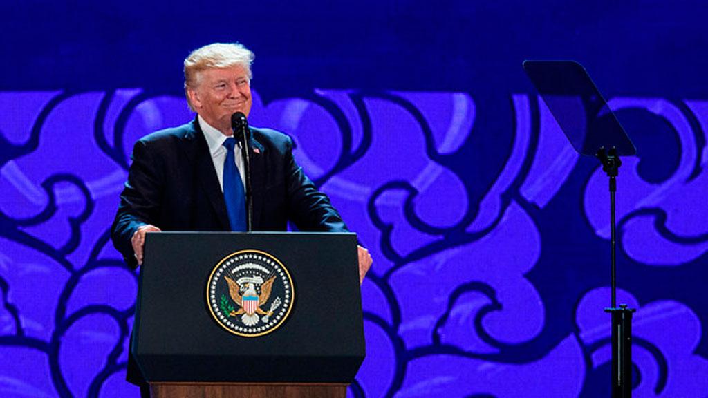 Trump y Xi exhiben su distinta concepción del comercio en el Foro de Cooperación Económica Asia- Pacífico