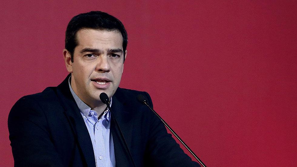 Tsipras acusa a España y Portugal de liderar un eje contra Atenas