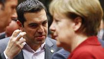 Ir al VideoTsipras se reúne con Merkel en Berlín para tratar de recomponer las relaciones de sus países