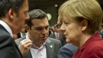 Ir al VideoTsipras se reúne con Merkel en Berlín para tratar de recomponer sus relaciones