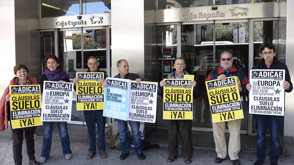 Bancos Devolver Clausulas Suelo Of El Tsje Decidir Si Los Bancos Deben Devolver Todo El