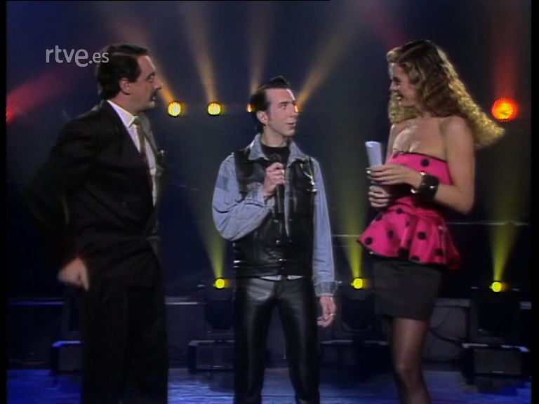 Cachitos de hierro y cromo - Tu cachito entero - Marc Almond: Bitter Sweet (Sabado Noche, 1988)