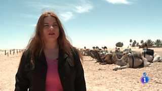 Españoles en el mundo - Túnez