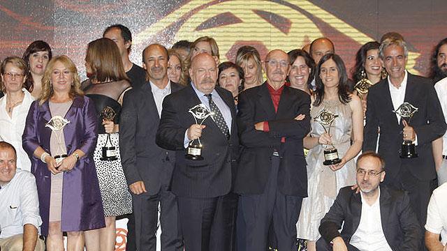 TVE arrasa en los Premios de la Academia de Televisión al conseguir 15 galardones