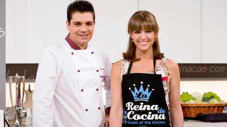 Cocina con Sergio - TVE estrena 'Cocina co