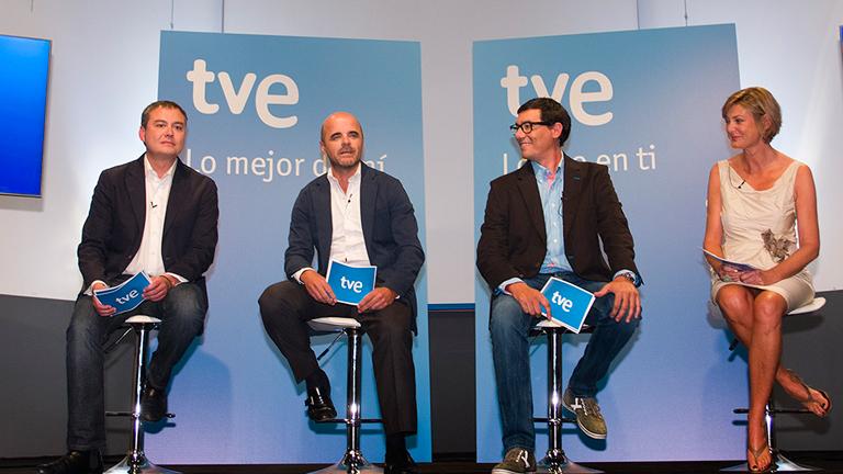 TVE Novedades 2013-2014