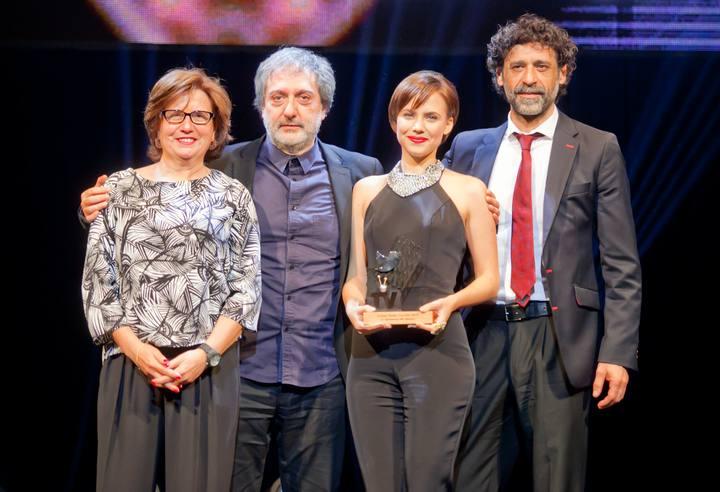 La mañana - TVE recibe cuatro Premios Twitter en el FesTVal