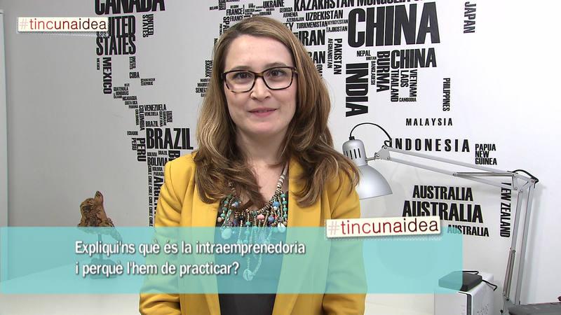 Txell Costa ens explica què és la intraprenedoria