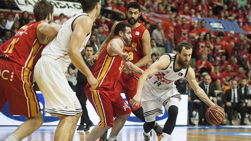 UCAM Murcia 86 - Real Madrid 79