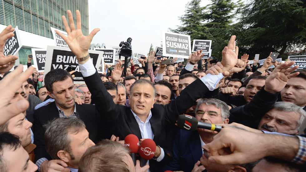 La Unión Europea condena las detenciones de periodistas en Turquía