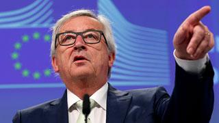"""La UE pide iniciar """"cuanto antes"""" el proceso de salida del Reino Unido"""