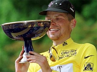 Ullrich gana el Tour de 1997